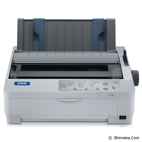 EPSON Printer [LQ-590] - Printer Dot Matrix